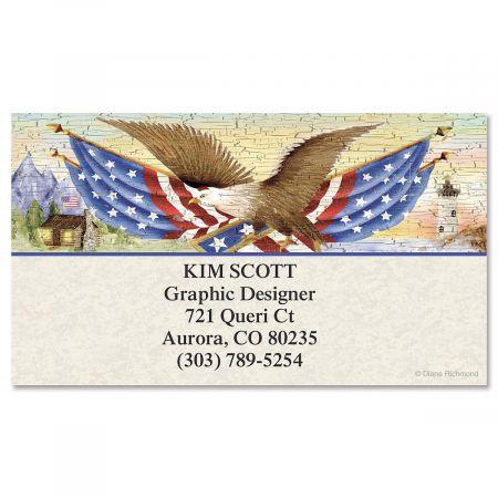 American Eagle Calling Card