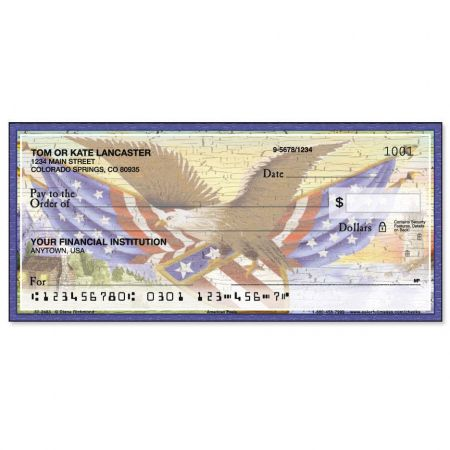 American Eagle Single Checks