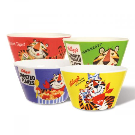 Cereal Bowls - Tony the Tiger