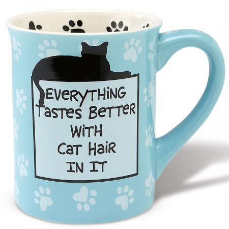 Cat Hair Mug