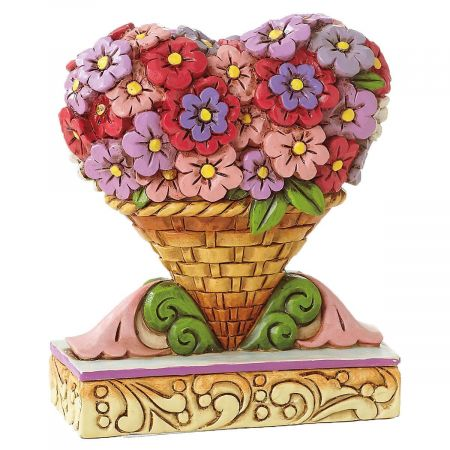 Heart Figurine by Jim Shore by Current Catalog