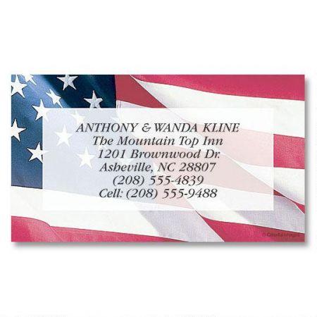 American Glory Calling Card