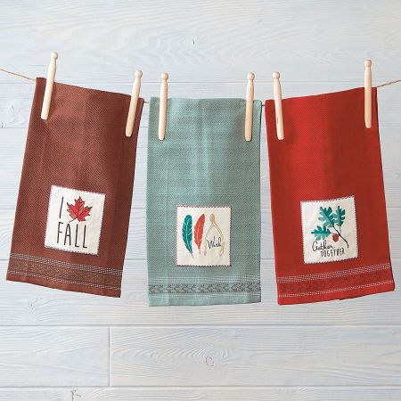Autumn Kitchen Towels