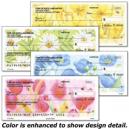 Springtime Delights Duplicate Checks