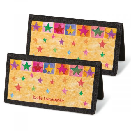Stars On Parade  Checkbook Covers