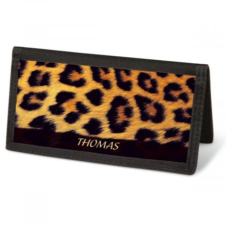 On The Wild Side  Checkbook Covers - Personalized