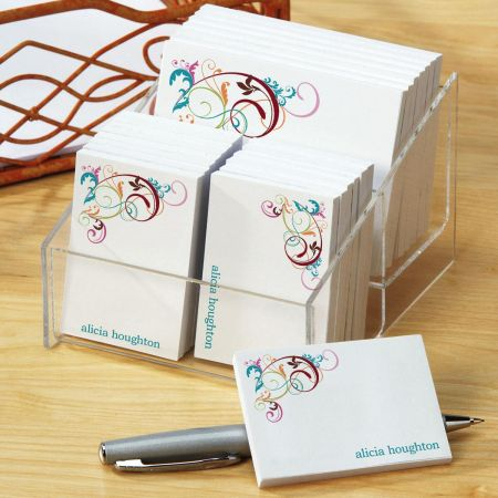 Fantasia Personalized Post-it® Notes Set