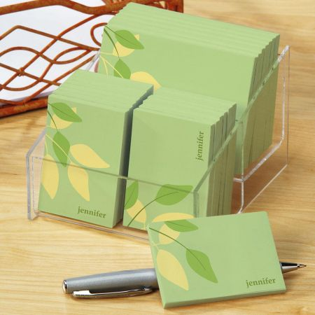 Sage Advice Personalized Post-it® Notes Set