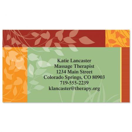 Relax Standard Calling Card