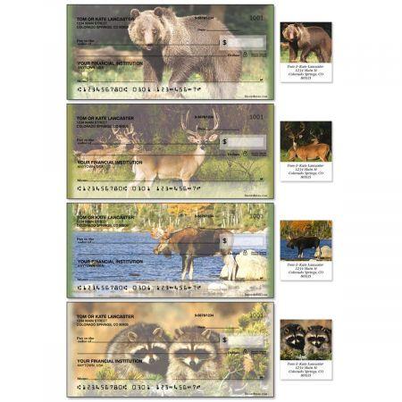 Wildlife II Duplicate Checks With Matching Address Labels