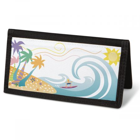 Tropical Moods  Checkbook Cover - Non-Personalized