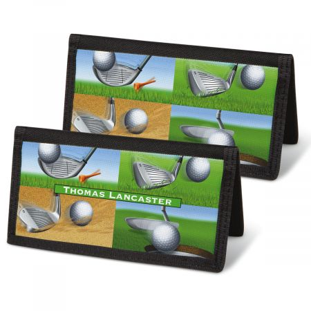 Tee to Green  Checkbook Covers