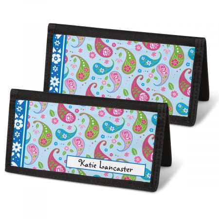 Pretty Posies  Checkbook Covers
