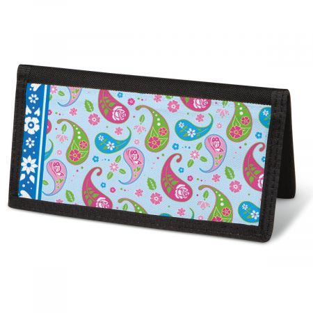 Pretty Posies  Checkbook Cover - Non-Personalized