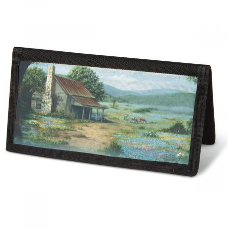 Serenity II  Checkbook Cover - Non-Personalized