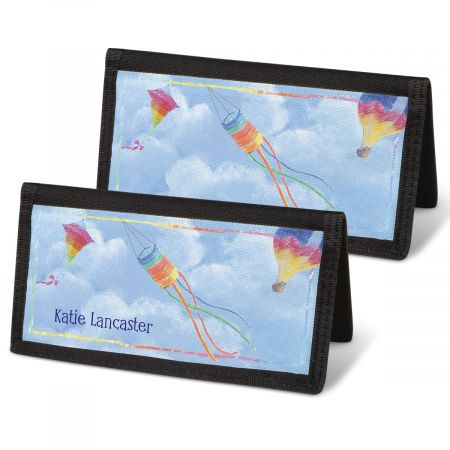 Bright Skies  Checkbook Covers