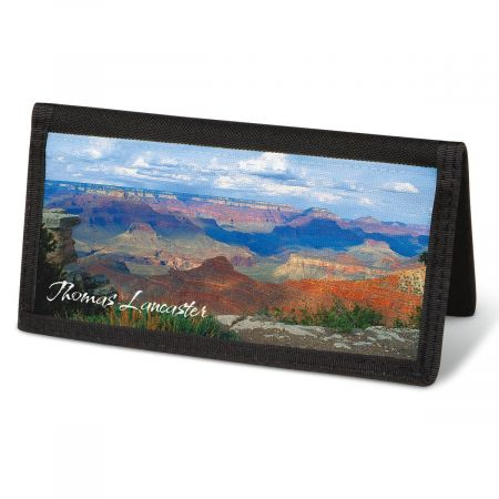 Grand Canyon  Checkbook Cover - Personalized