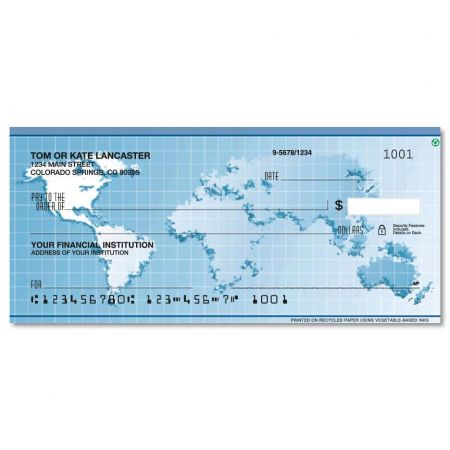 Globe  Single Checks