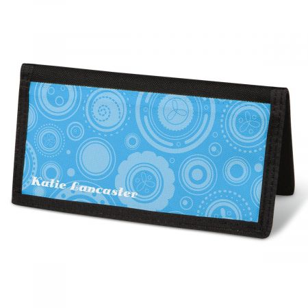 Ultra Chic  Checkbook Cover - Personalized