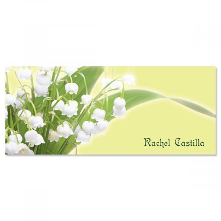 Beauty in the Valley Slimline Custom Note Cards