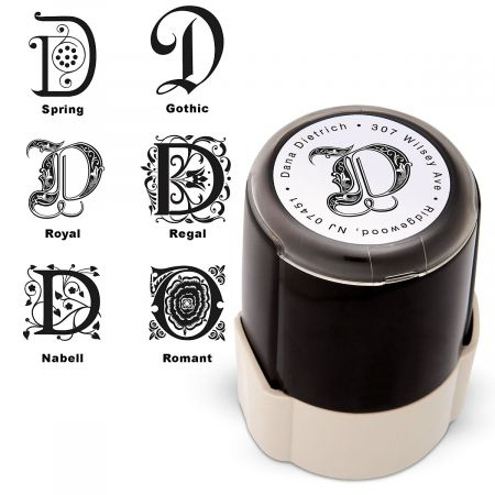 Initial Choice-Round Stamper