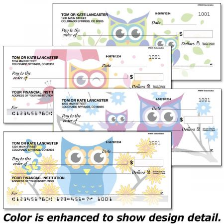 Owluminations Checks