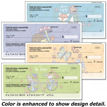 Whimsy Single Checks