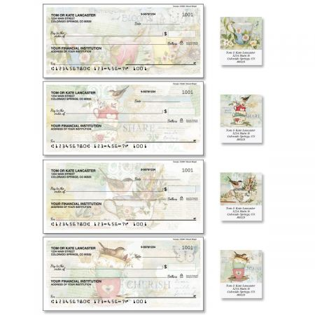 Teacups Duplicate Checks with Matching Labels
