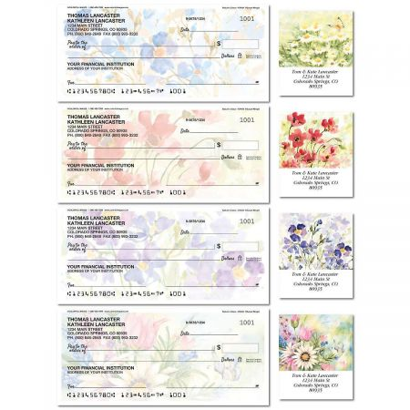 Natures Grace Duplicate Checks with Matching Labels