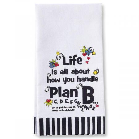 Plan B Suzy Toronto Dish Towel