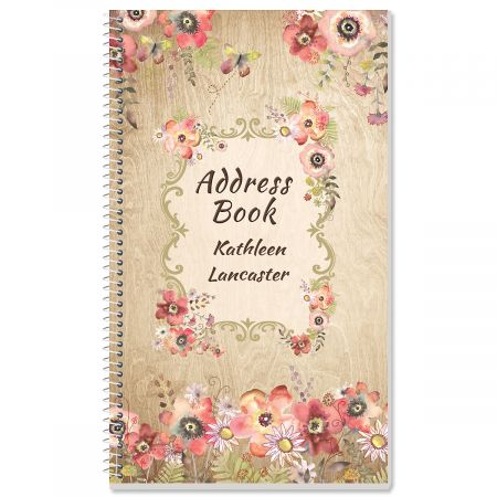 Kindness Personalized Lifetime Address Book