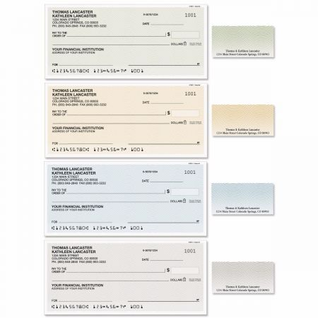 Neutral Duplicate Checks with Matching Address Labels