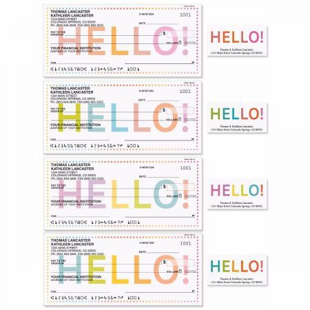 Hello Duplicate Checks with Matching Address Labels