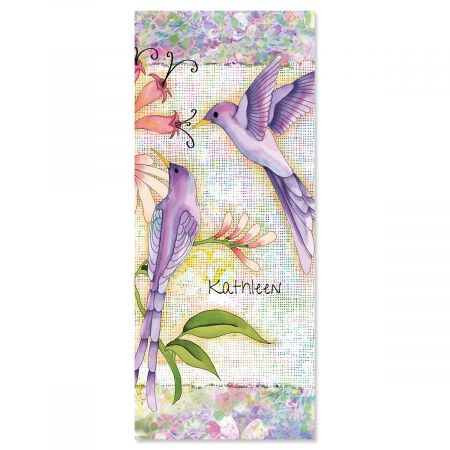 Sweet Beauty Slimline Custom Note Cards