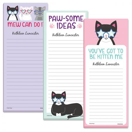 Personalized Scratch Pads