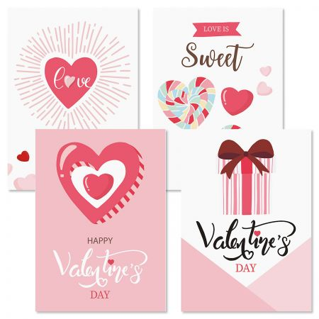 Sweet Valentine Cards