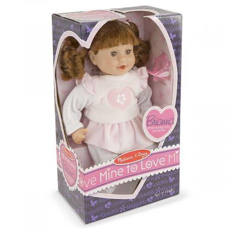Mine to Love™ Brianna Doll by Melissa & Doug®
