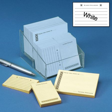 Personalized Post-it®  Notes Set