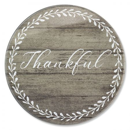 Gratitude Stove Burner Covers