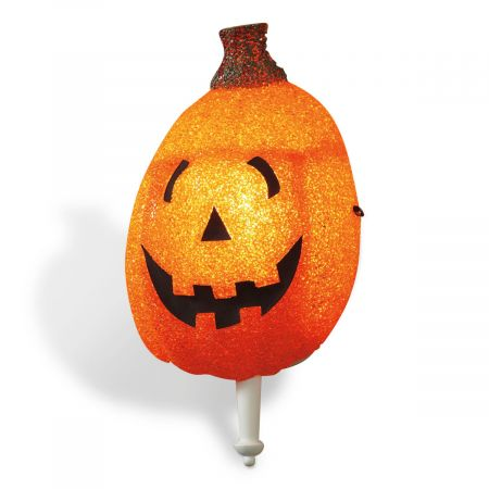 Jack-o'-Lantern Porch Light Cover