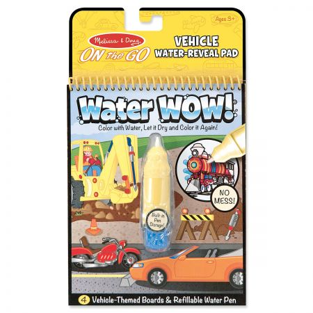 Vehicles Water Wow! by Melissa & Doug®
