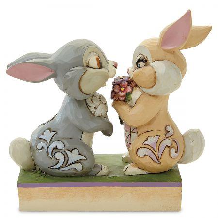 Thumper & Blossom Figurine by Jim Shore