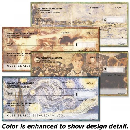 Fine Arts Duplicate Checks