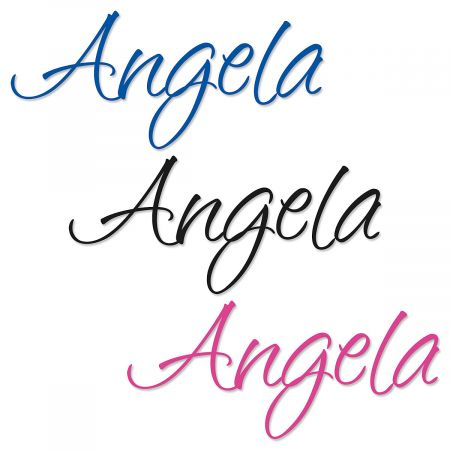 Your Name Personalized Wall Vinyl - Cheyenne Font