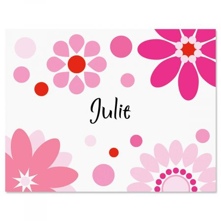 Daisy Kids Personalized Note Cards