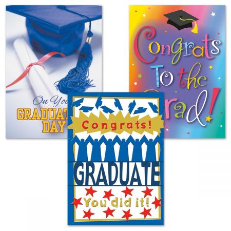 Graduation Cards & Seals