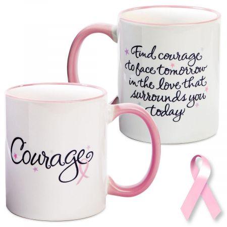 Courage Personalized Mug