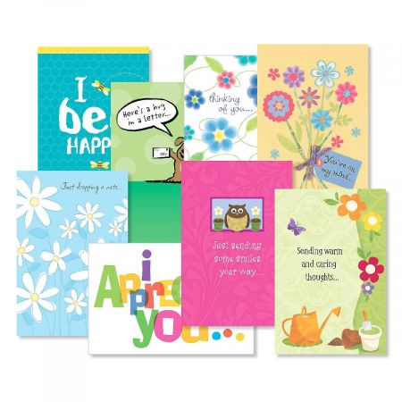 Thinking of You Friendship Cards Value Pack