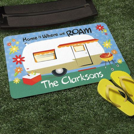 RV Welcome Mat