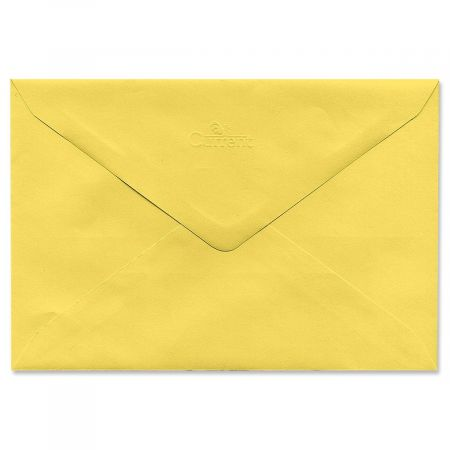 Note Card Size Envelope